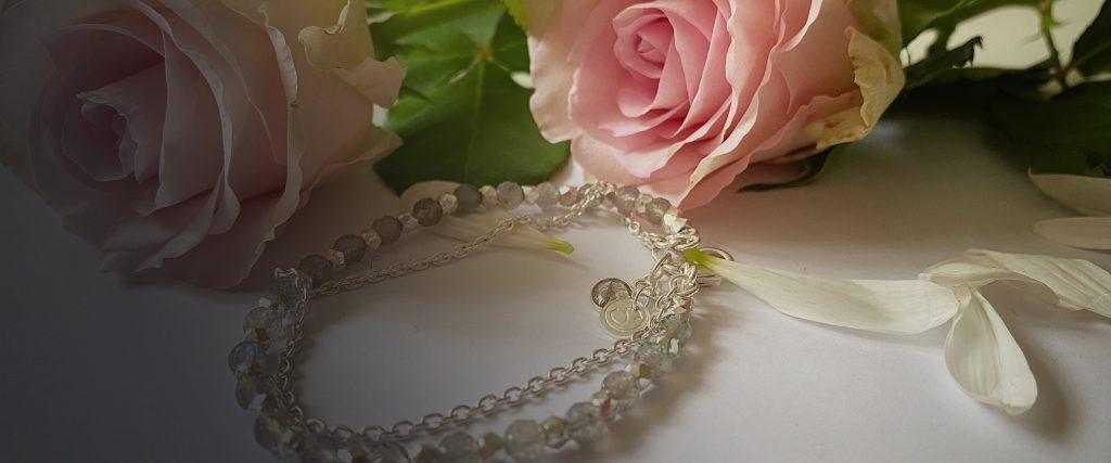Labradorite EMBRACE bracelet